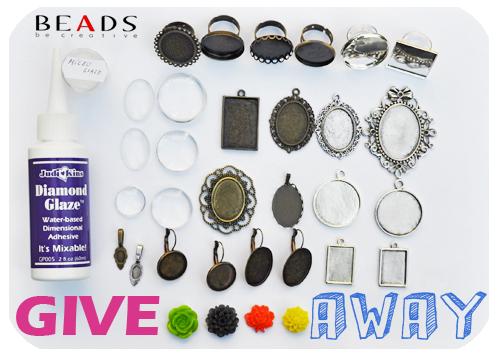 giveaway2 Giveaway zestaw do biżuterii z grafiką