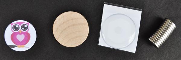 magnes 4 Magnesy na lodówkę DIY
