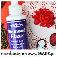 rozdanie na www beads pl Giveaway  biżuteria z grafiką