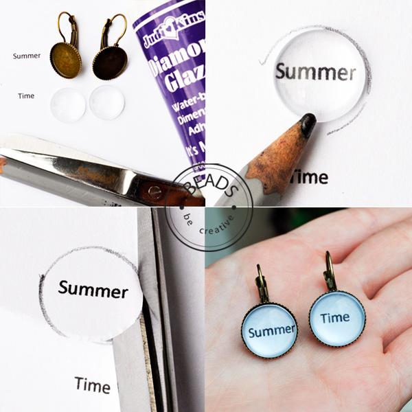 summer time5 Summer time   kolczyki